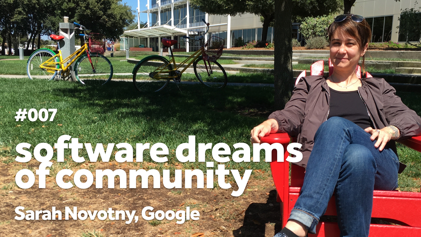 Software Dreams of Community: how Google helps humans scale Kubernetes