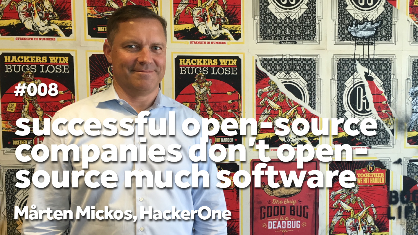 Successful open-source companies don't open-source much software