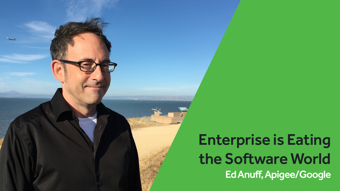 Enterprise is Eating the Software World